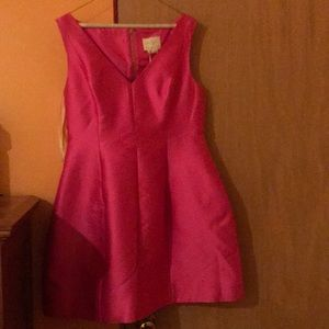 Kate Spade pink dress